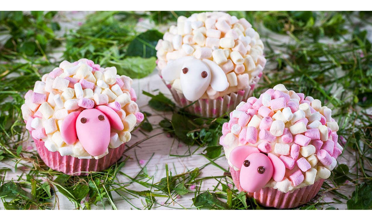 dekorera cupcakes kakor och tårtor