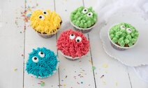 Monstermuffins dekorationstips
