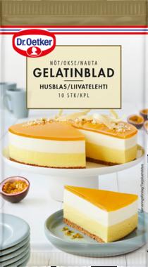 gelatin från nöt